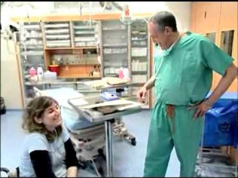 Hadassah Medical Center; Prof. Avi Rivkind and Inna Zusman