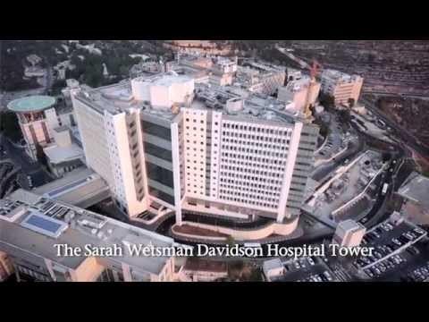 Hadassah International: Help Hadassah Heal -- Narrated by Natalie Portman